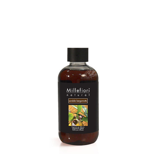 MF - Ricarica fragranza - SANDALO BERGAMOTTO - 250ml