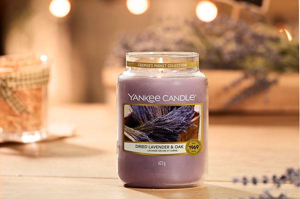 AW19 Farmers Market Dried Lavender & Oak