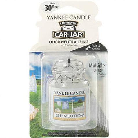 CLEAN COTTON - Car Jar Ultimate