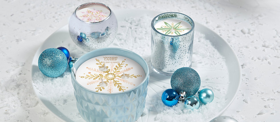 Yankee Candle-Winter Wish Candles14797 -
