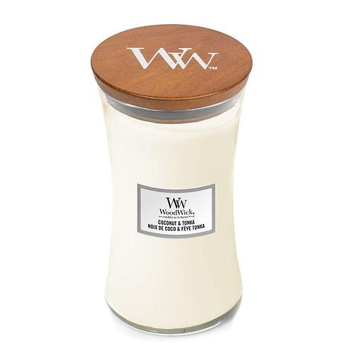 WW COCONUT & TONKA - Vaso Grande
