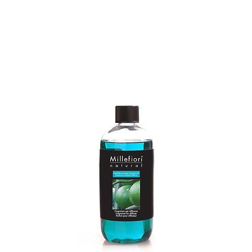 MF - Ricarica fragranza - MEDITERRANEAN BERGAMOT - 500ml