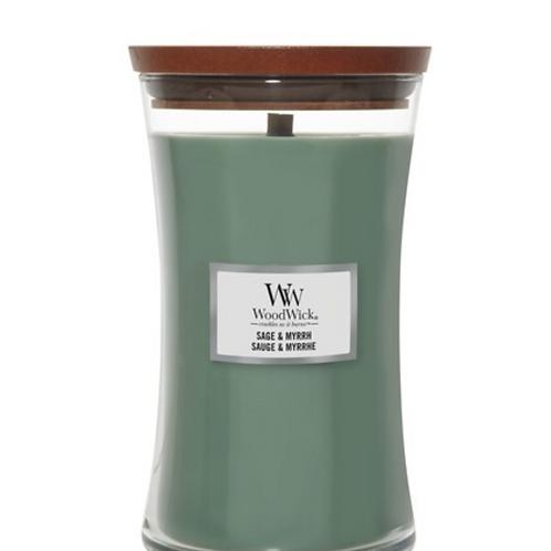 WW SAGE & MYRRH - Vaso Grande