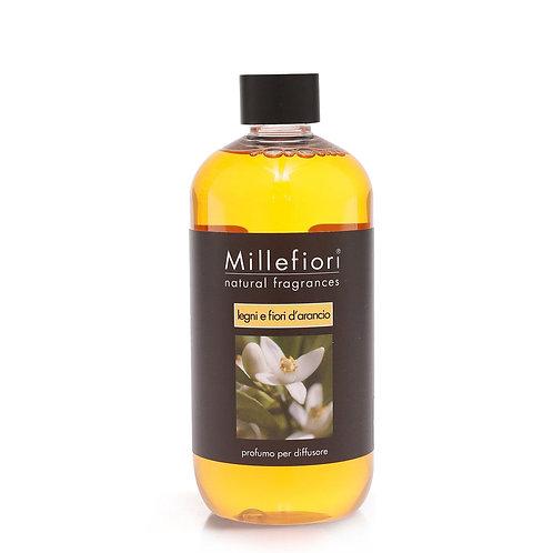 MF - Ricarica fragranza - LEGNI E FIORI D'ARANCIO - 500ml