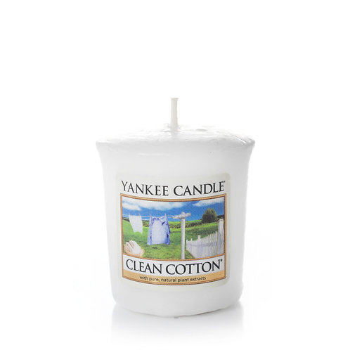 CLEAN COTTON - Votivo