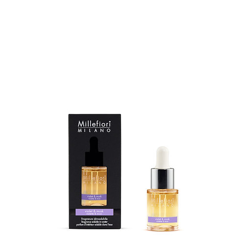 MF - Fragranza idrosolubile - VIOLET & MUSK - 15ml