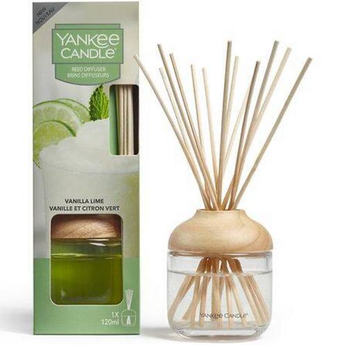 Vanilla lime - Diffusore a bastoncini 120ml