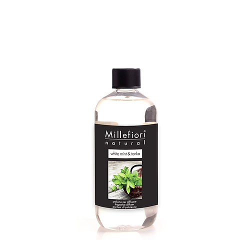 MF - Ricarica fragranza - WHITE MINT & TONKA - 500ml