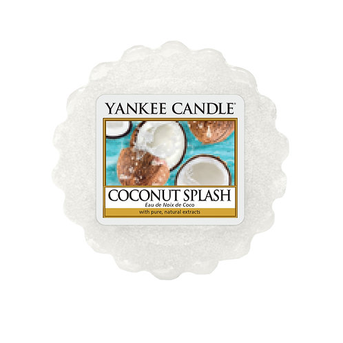 COCONUT SPLASH - Tart