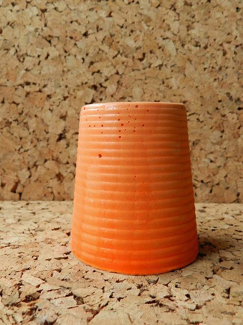 Orange Paper Weight
