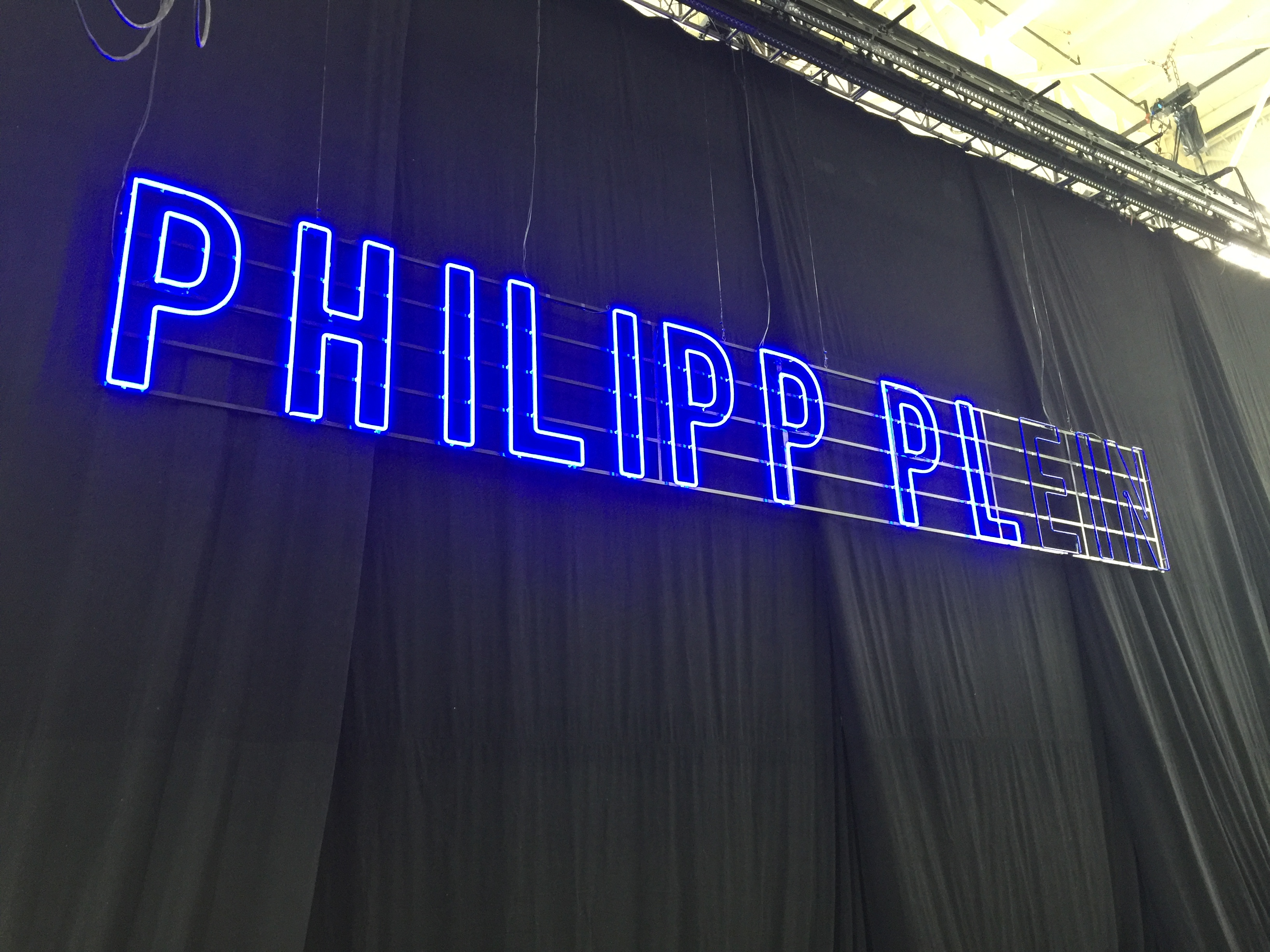 Philip Plein Fashion Show