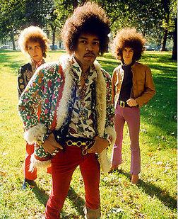 Jimi Hendrix & The Experience