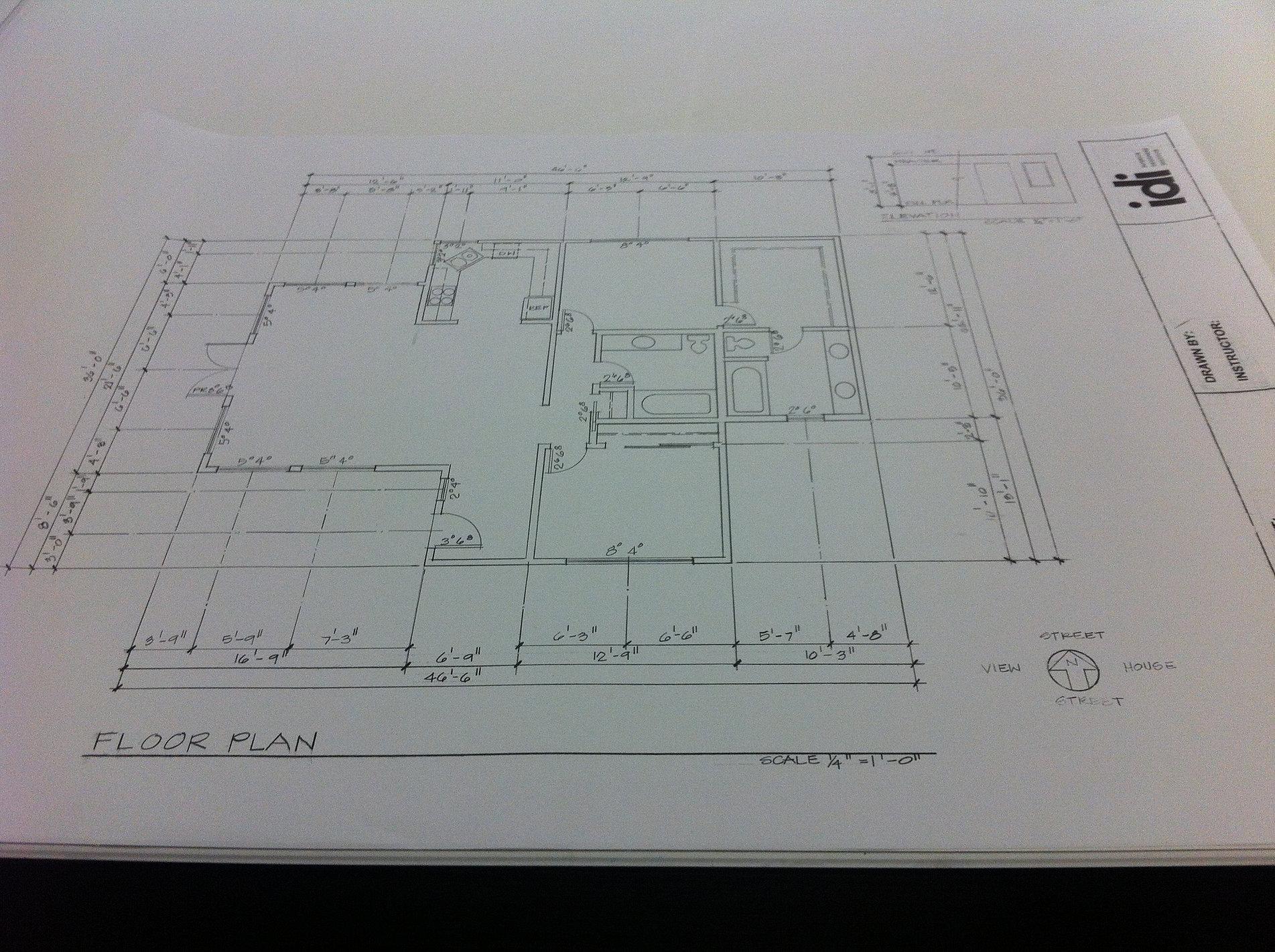 Simple Square Design