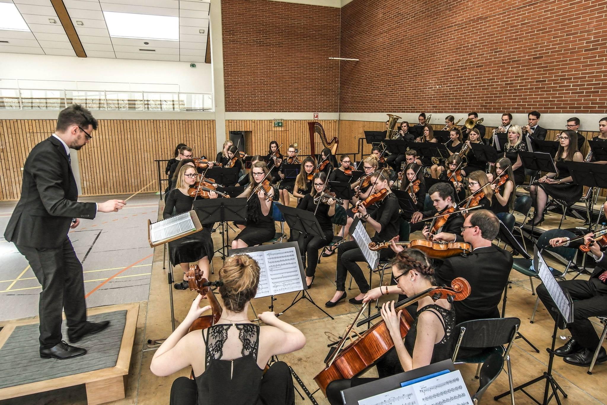 Junge Philharmonie Ostbayern