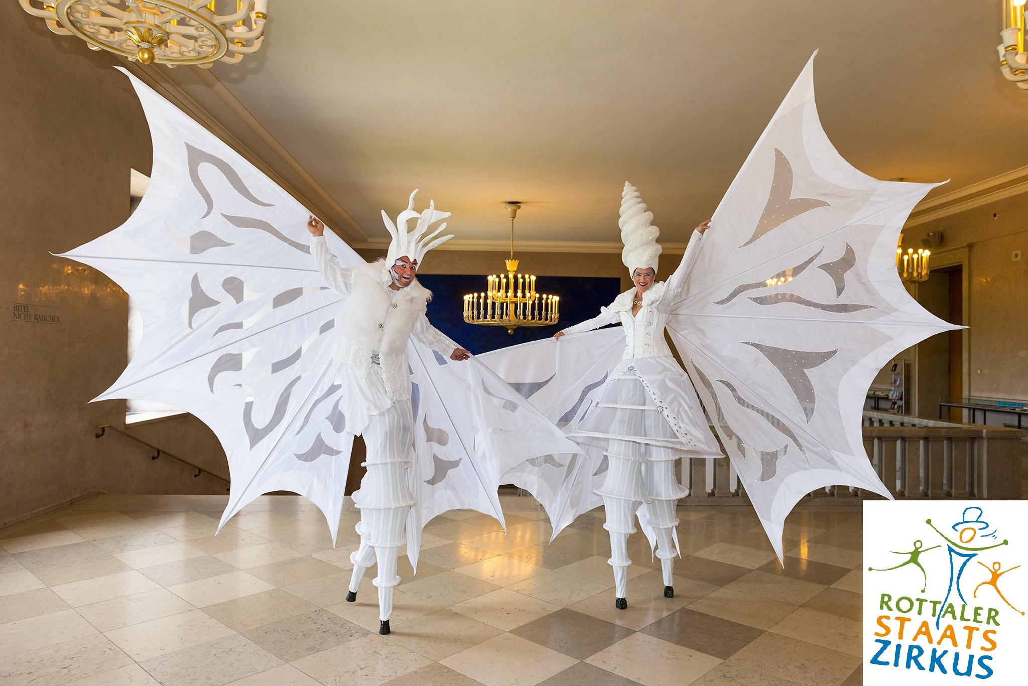 Flügelwesen