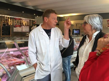 Visite SPG chez Stéphane Marchand : la qualité bouchère, de la prairie à l'assiette