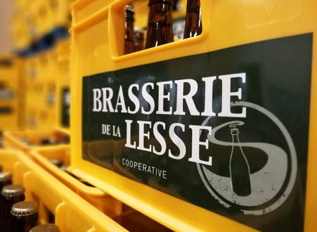 N.B. chez N&P: la Brasserie Coopérative de la Lesse nous rejoint