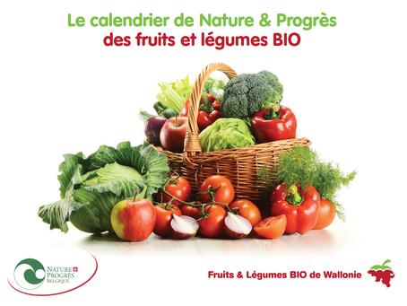 Des fruits et légumes bio de saison, toute l'année !