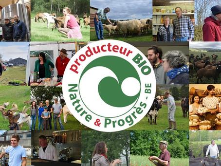 Les producteurs bio de N&P : les visages de votre alimentation