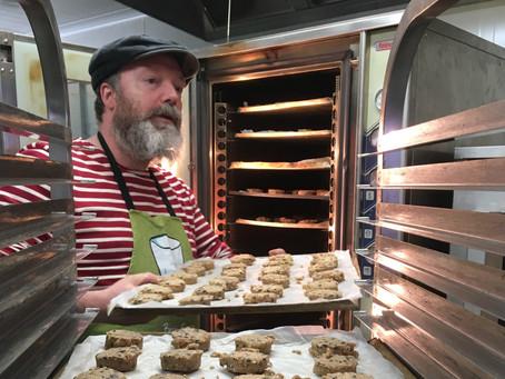 Visite de la Cookiserie Namuroise : plongeons dans l'univers de Damien Poncelet