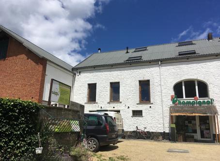 La ferme Champignol à Surice : autonomie et innovation