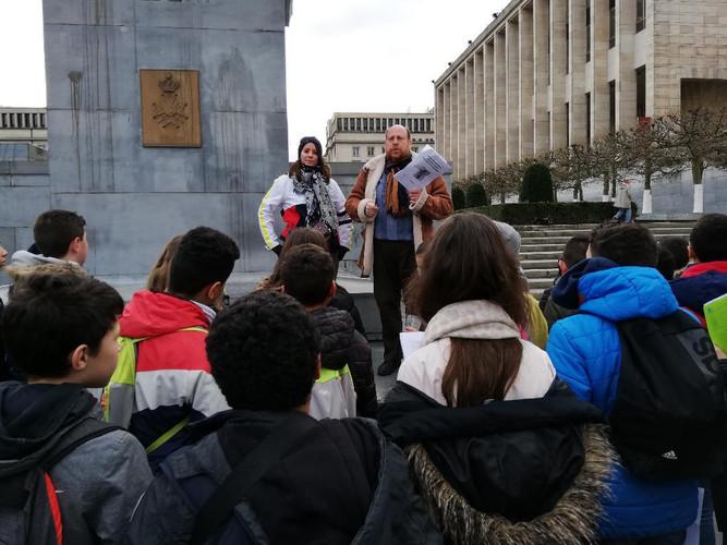 Bruxelles le 20 février 2020