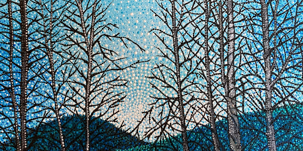 """Delreé Dumont """"Pointillism Collection"""""""