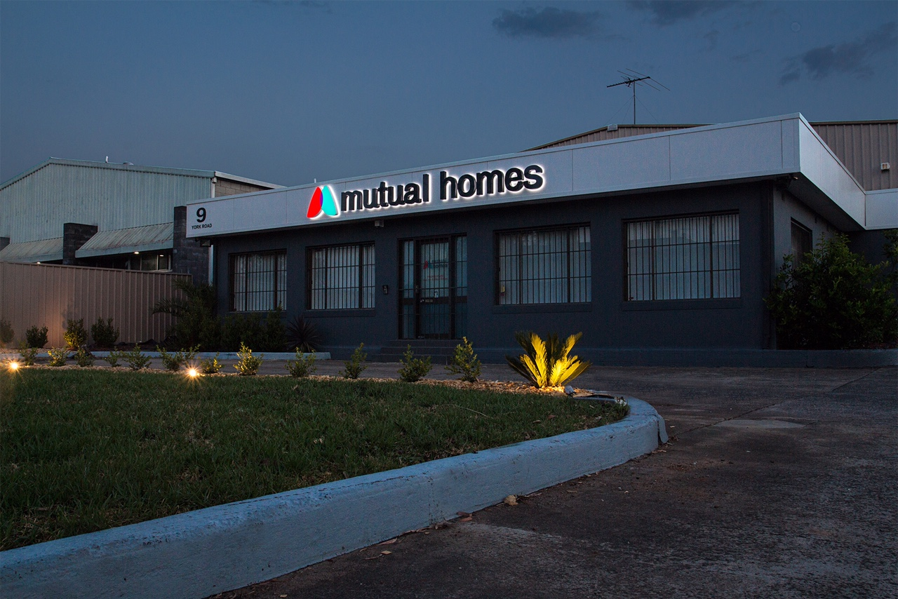 mutual homes exterior image