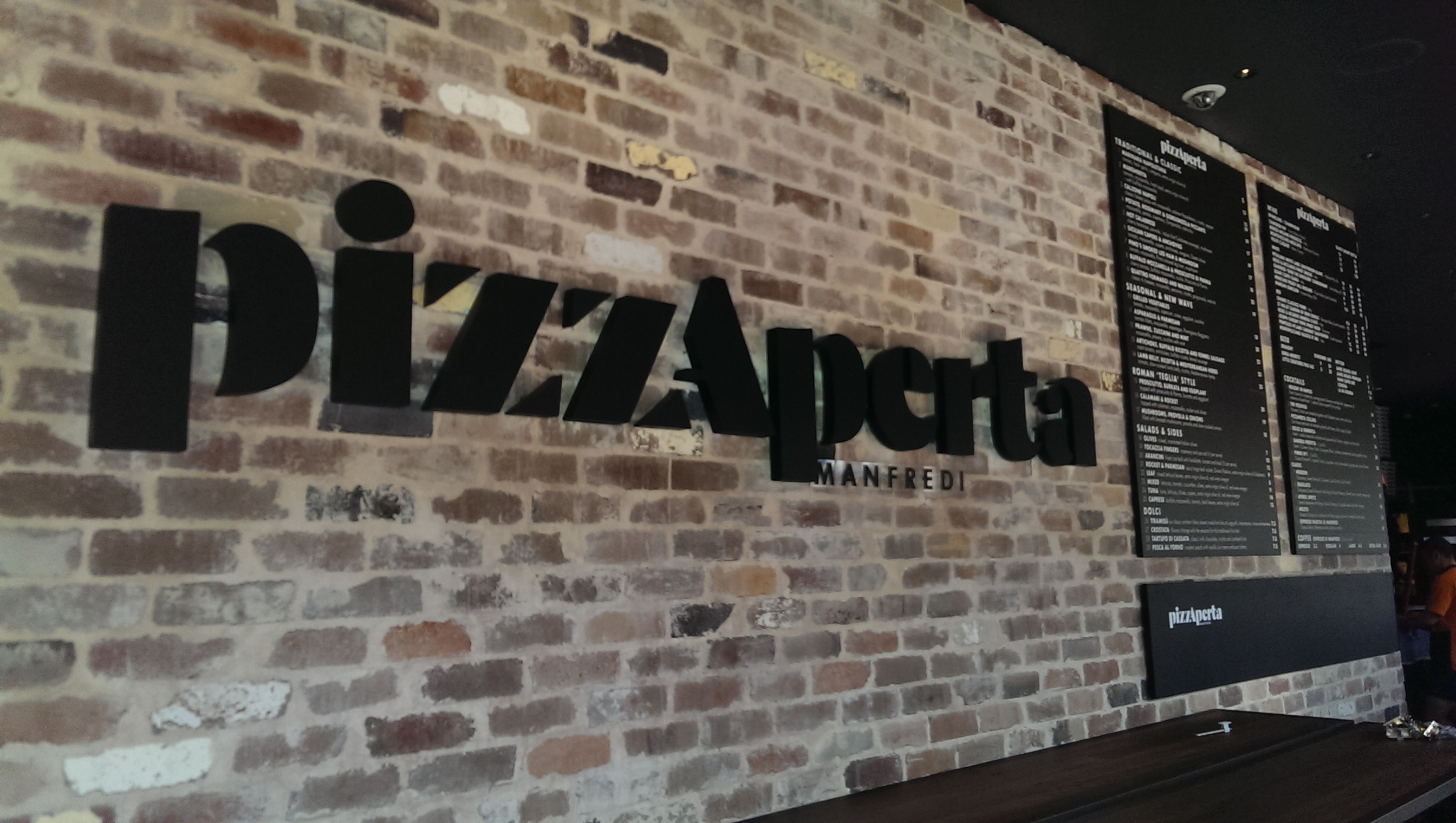 Manfredi PizzAperta Star Casino