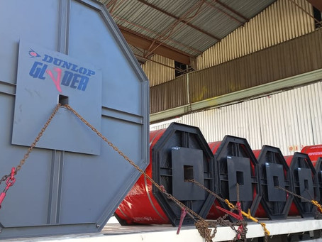 """DBP YOUTH TEAM DEVELOP THE ONLY LOCALLY MANUFACTURED ENCLOSED CONVEYOR BELT CALLED """"THE GLYDER"""""""