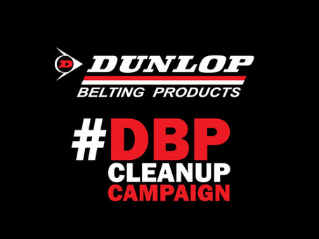 Dunlop Belting Products goes on a clean up campaign in honour of #MandelaDay