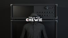 Tune in with Chewie banner