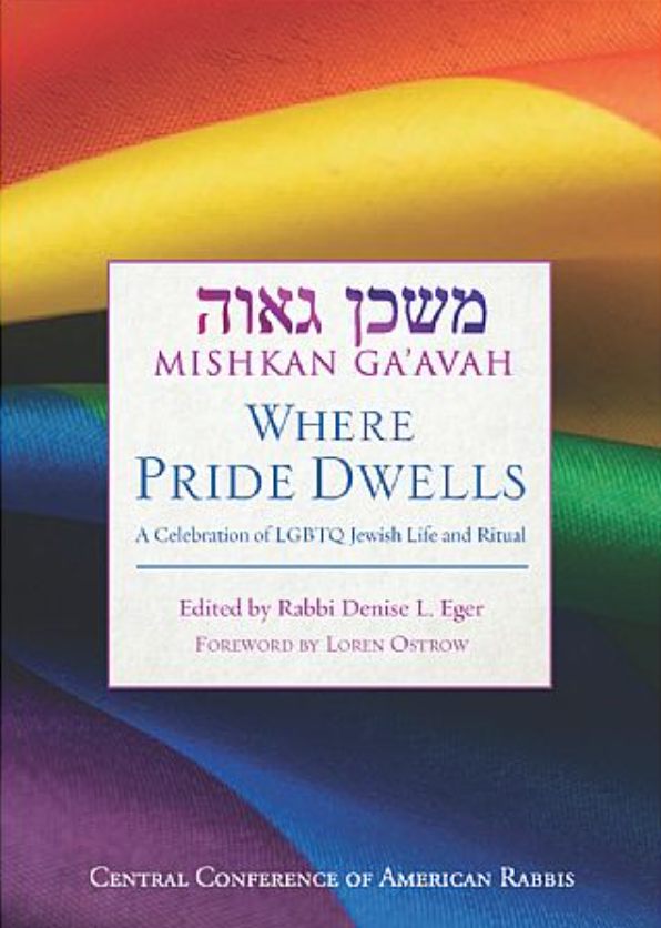 Support Rabbi Eger by purchasing her book today!