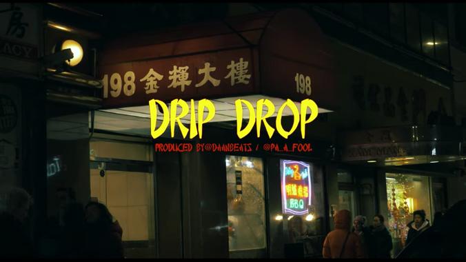 CUTTYPOPDAMENACE - Drip Drop