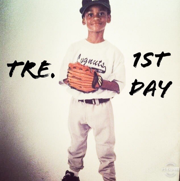 Tre Wright - 1st Day