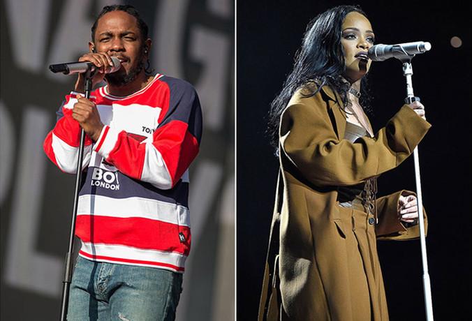Kendrick Lamar - LOYALTY ft. Rihanna