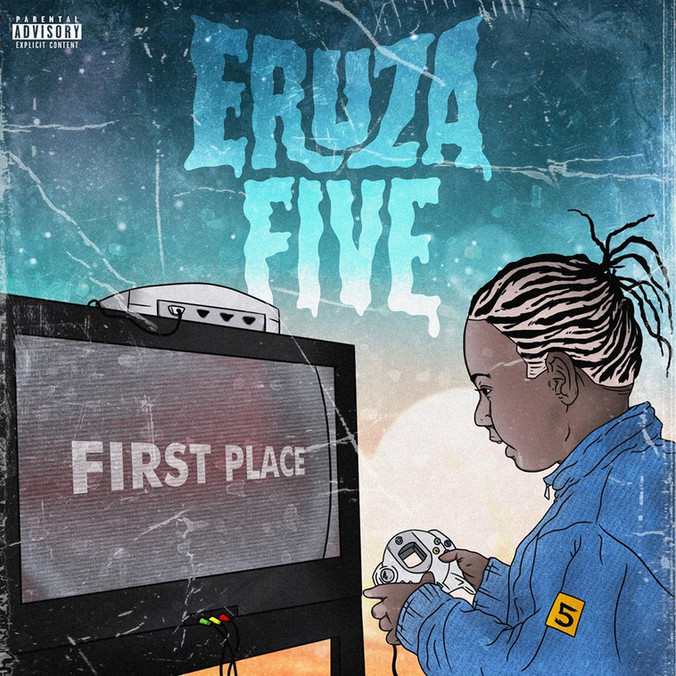 Eruza Five - First Place (prod. DaanBeats)