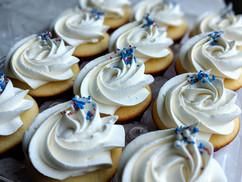 Tender White Cake and Classic Buttercrea