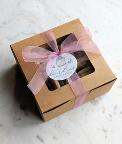 Mother's Day Shortbread Box