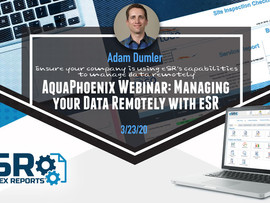 Webinar: Managing Your Data Remotely with eSR