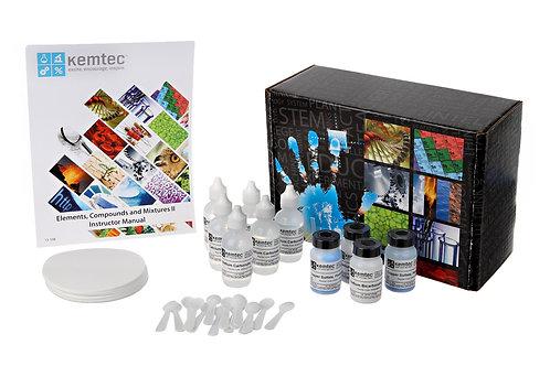 Refill: Elements, Compounds & Mixtures II