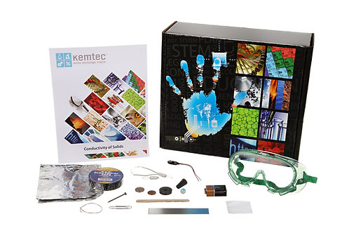 Exploring Conductivity of Solids Single Kit