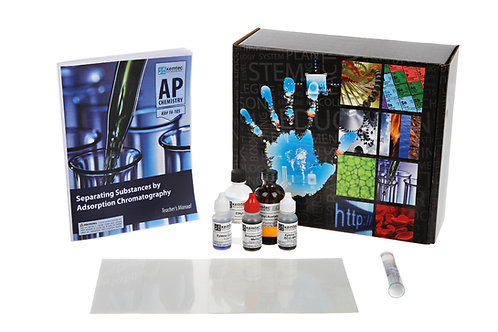 Separating Substances by Adsorption Chromatography