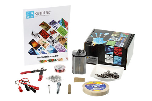Build Your Own Simple Electric Motor Single Kit