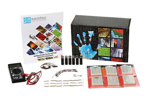 Building Simple DC Circuits Class Kit