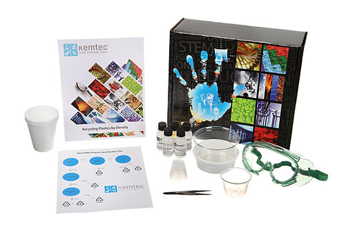 Recycling by Density Single Kit