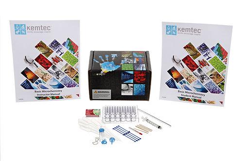Basic Microchemistry Single Kit