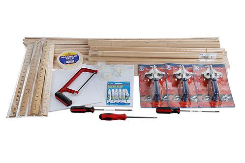 Boomilever Challenge Kit
