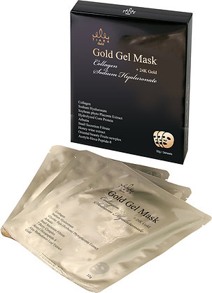 Multi Premium Anti-Aging Gold Gel Mask