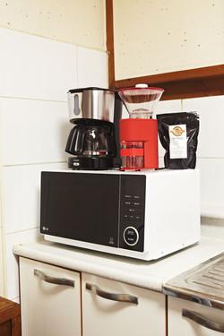 Coffee & Microwave